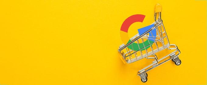 google y carrito de compra