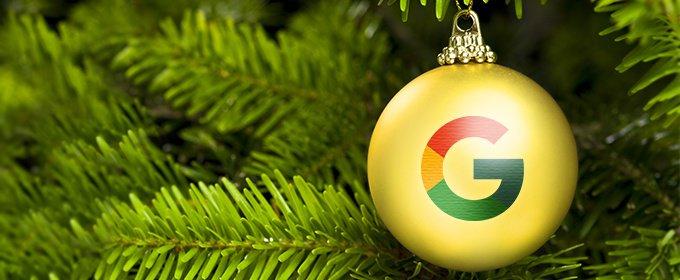 Google Ads na Boże Narodzenie