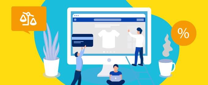 vat w e-commerce