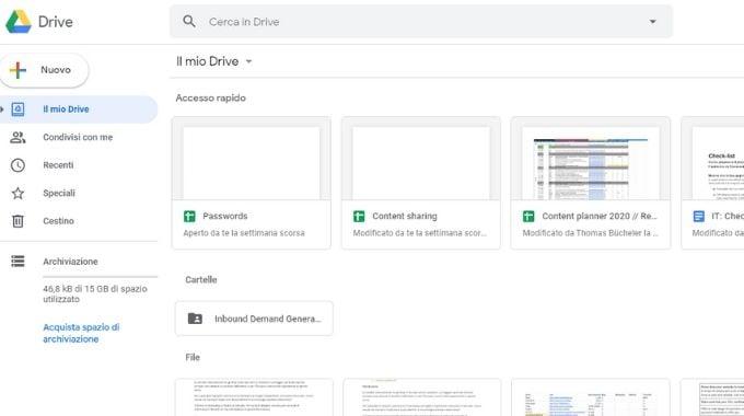 Google drive podczas pracy zdalnej