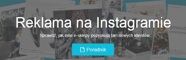 Reklama na Instagramie Poradnik Trusted Shops