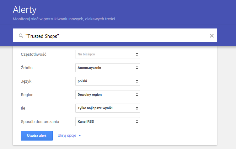 alerty-google