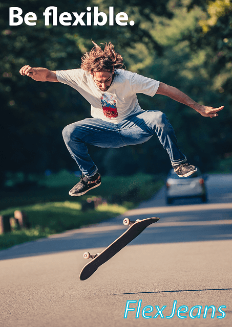 Flexjeans_skateboarder_ad_example