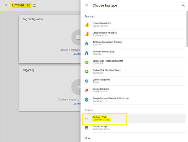 Integracja Trustbadge w Google Tag Manager 2