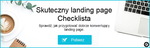 Skuteczny landing page Checklista Trusted Shops