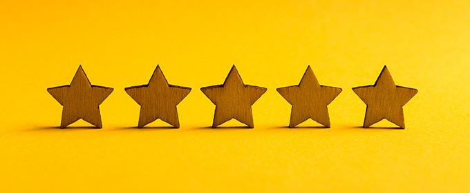Gwiazdki w Google